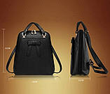 Сумка рюкзак классика, фото 5