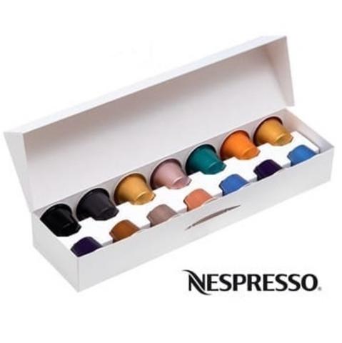 Уценка! Дегустационный набор Nespresso - 14 шт. Швейцария (Неспрессо оригинал)