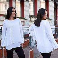 Блуза женская в расцветках 80190, фото 1