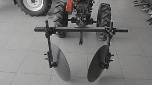 """Окучник дисковый Ø360 + сцепка двойная для мотоблока """"Премиум"""", фото 2"""