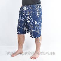 Бриджи мужские пляжные - морской мотив, фото 2