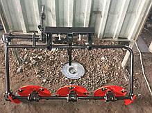 Косилка роторная КР-06 ШИП (для мотоблоков с ремнем), фото 2
