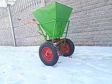 Разбрасыватель ручной универсальный РРУ-55 Булат зеленый, фото 3