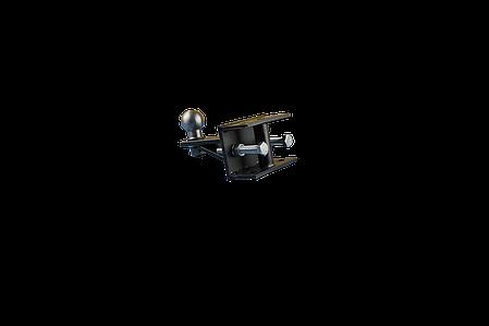 Переходной сцепной узел мототрактора (1 точка) под автомобильный прицеп Премиум, фото 2