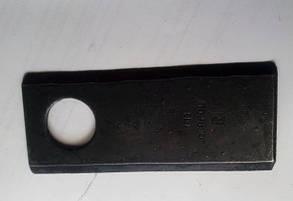 Нож для роторной косилки. Германия. 25 шт.комплект, фото 2