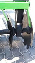 Борона дисковая навесная Bomet 2 м (Украина-Италия), фото 3
