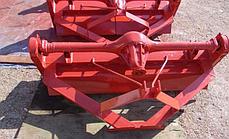 Почвофреза самодельная Заря 1,3 м к минитрактору, фото 3