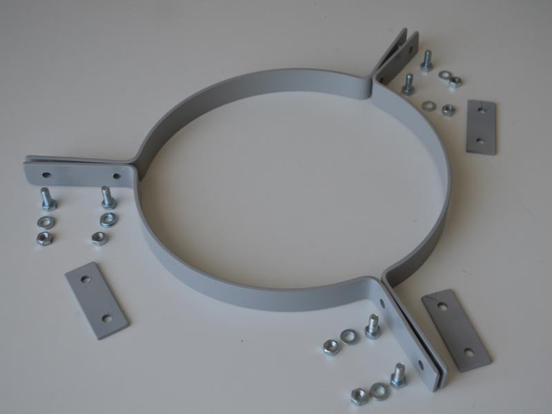 Крепление для вазонов фонарных GrunWelt 900