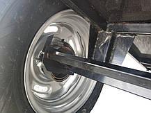Прицеп мотоблочный Ярило (1680х1170х400 мм), фото 3