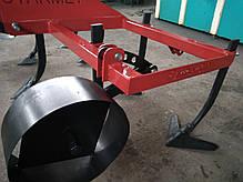 Культиватор сплошной обработки STARmet 1,7 м тракторный, фото 3