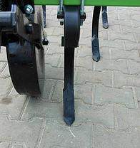 Культиватор навесной КН-2 (Украина - Польша) (2 м, 9 лап, 2 ряда, без катка), фото 2