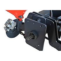 Адаптер-мототрактор ЕВРО-Т5 БелМет для мотоблока с воздушным охлаждением, фото 3