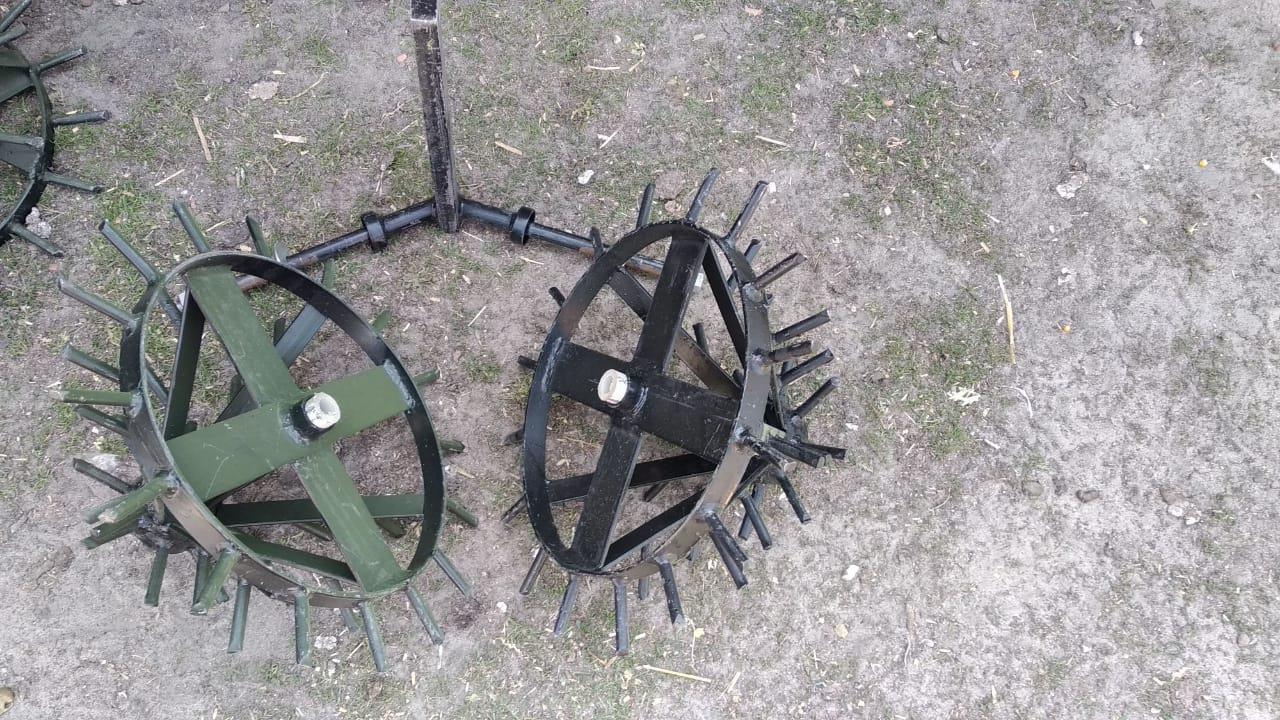 Культиватор Еж Волынь (комплект из трех секций, 50 см)
