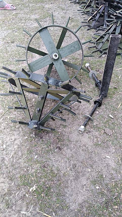 Культиватор Еж Волынь (комплект из трех секций, 50 см), фото 2