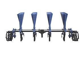 """Чесночная сажалка """"Премиум"""" 4-х рядная (для мотоблока и мототрактора, ложки стандарт Ø24,5), фото 3"""