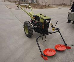 Косилка роторная ременная КР-01 Добрыня, фото 2