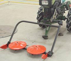 Косилка роторная ременная КР-01 Добрыня, фото 3
