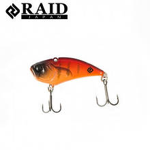 Воблер Raid Level Vib Boost (38mm, 7g) (012 Red Craw)