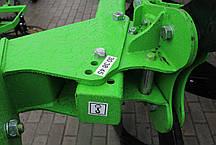 Плуг оборотный 435 ажуровый (отвал из полос) Bomet (Польша), фото 3