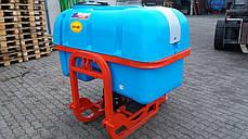 Опрыскиватель садовый с медными форсунками Jar Met 600 л (Польша), фото 3
