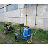 Опрыскиватель для мотоблока Бут 50 л (нержавейка, с компрессором), фото 5