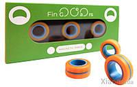 Магнітні кільця FinGears Magnetic Rings Sets Size S Orange-Blue (FG380SORBLU)