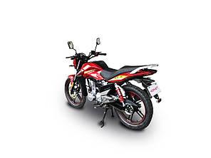 Мотоцикл HORNET GT-200 (200 куб. cм) бордово-красный, фото 2