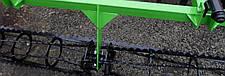 Каток для культиватора 1,8 м на подшипниках, фото 3