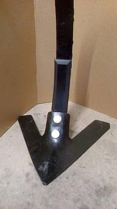Накладка на стойку культиватора КГШ из композитного материала Tekrone, фото 2
