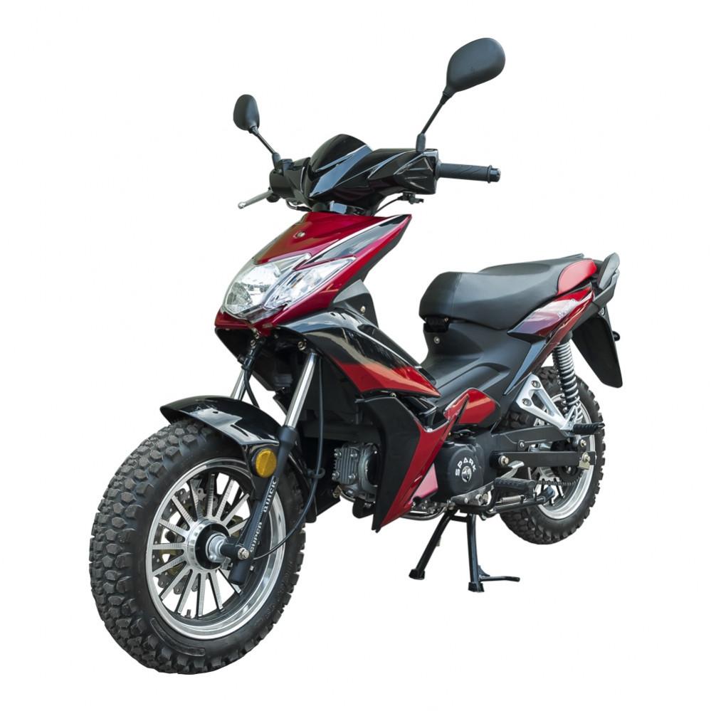 Мотоцикл SPARK SP125C-4WQ (125 куб. см)