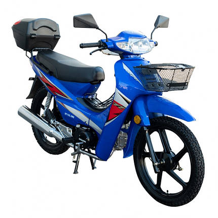 Мотоцикл SP125C-3WQ (125 куб. см), фото 2