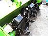 Почвофреза 1GLN-140 ДТЗ (сплошная ось, боковой шестеренчатый редуктор, 6 ножей на диске), фото 3