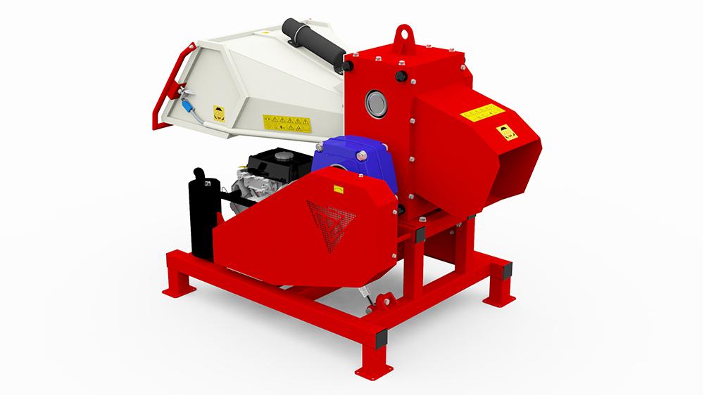 Измельчитель веток Arpal АМ-160БД (диаметр веток 160 мм)