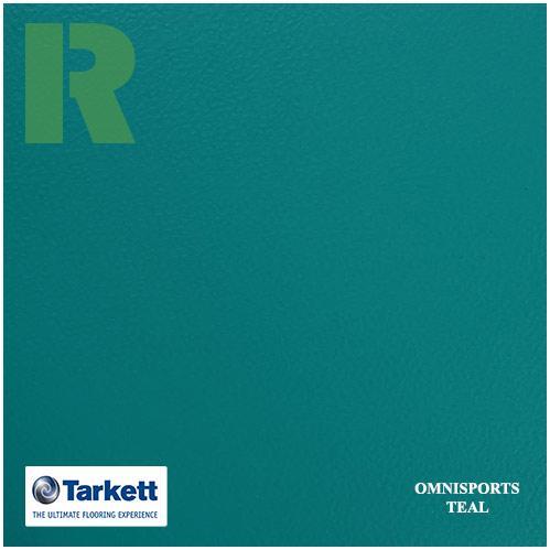 Спортивный линолеум Tarkett Omnisports V35 Teal 200157012