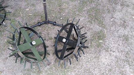 Культиватор Еж Волынь (комплект из трех секций, 60 см), фото 2