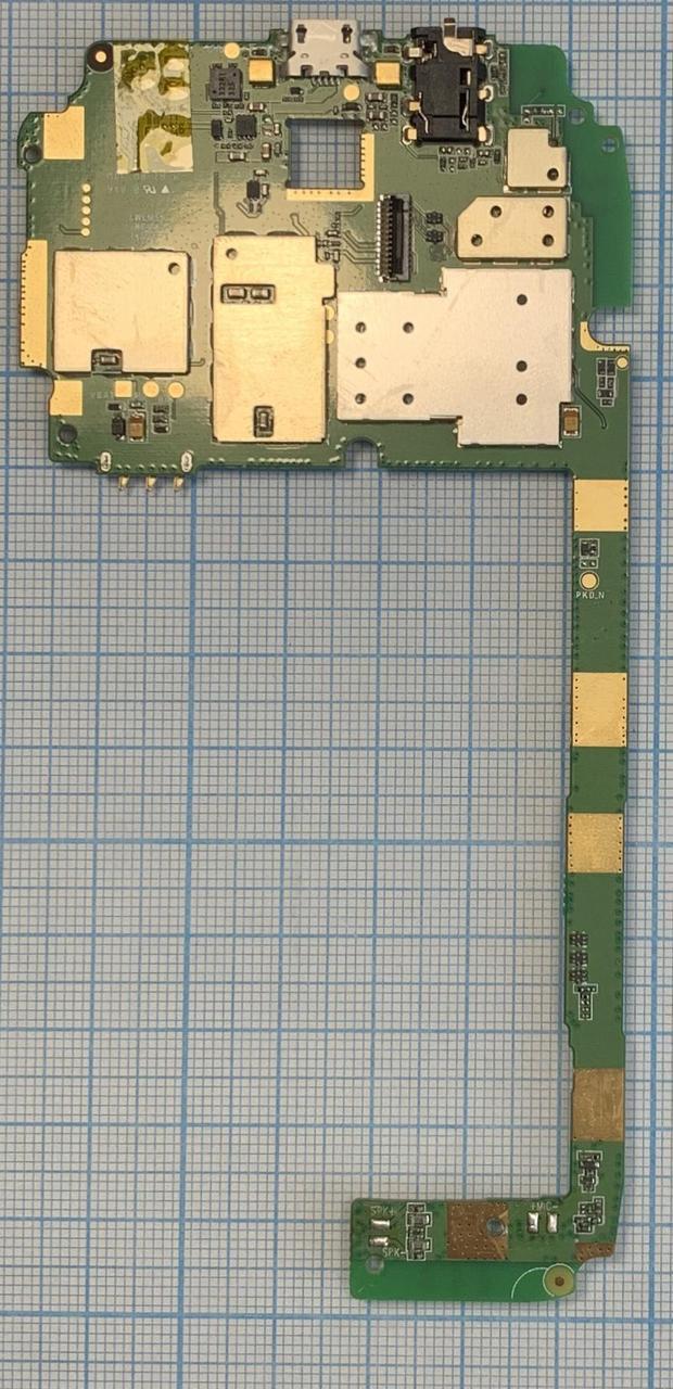 Системна плата Lenovo A560 Original б/в (стан не відомий)