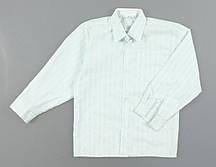 {есть:110 СМ,140 СМ} Рубашка полоска для мальчиков, Артикул: N2844 [110 СМ]