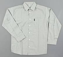 {есть:152 СМ} Рубашка для мальчиков, Артикул: N2846-серый [152 СМ]
