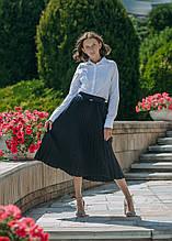 Школьная блузка для девочки Школьная форма для девочек BUTTERFLY Украины КЛАССИК