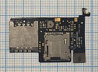 SIM Конектор HTC PB99200 Original б/в