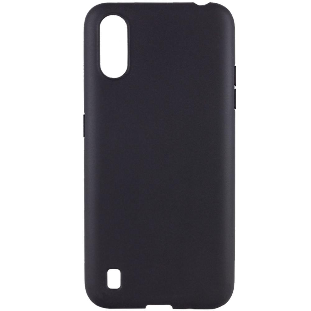 Чехол TPU Epik Black для Samsung Galaxy A01