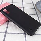 Чехол TPU Epik Black для Samsung Galaxy A01, фото 2