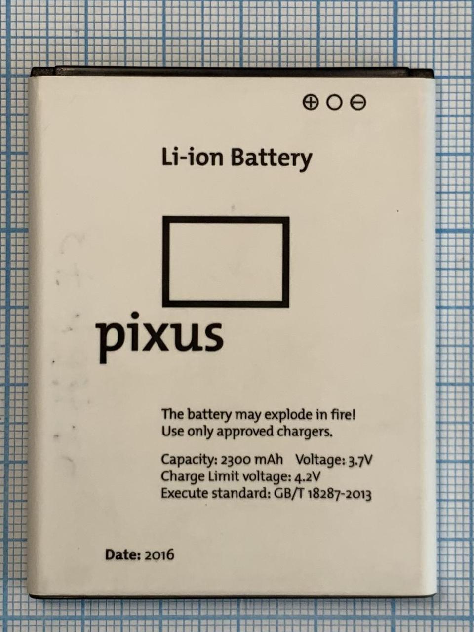 Акумулятор Pixus hit Original б/в