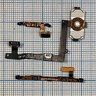Шлейф кнопок Samsung G928F Galagy S6 Edge Plus Original б/в