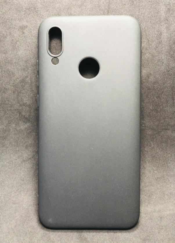 Чохол Original Silicon Case Huawei P Smart (2019) Black