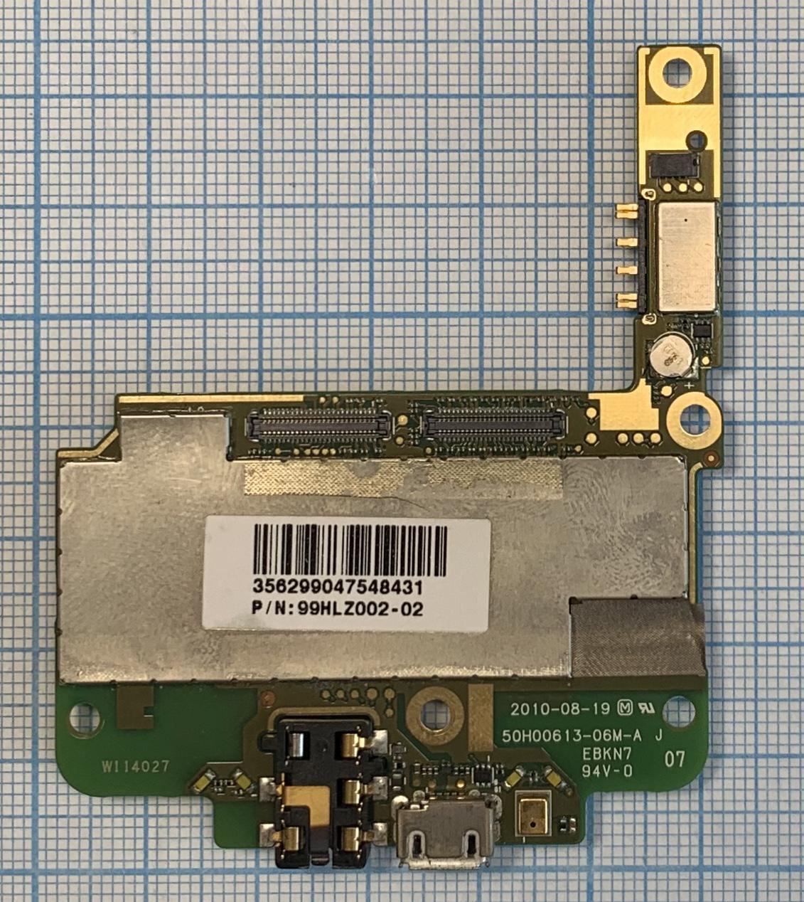 Системна плата HTC inspire 4G (стан не відомий)