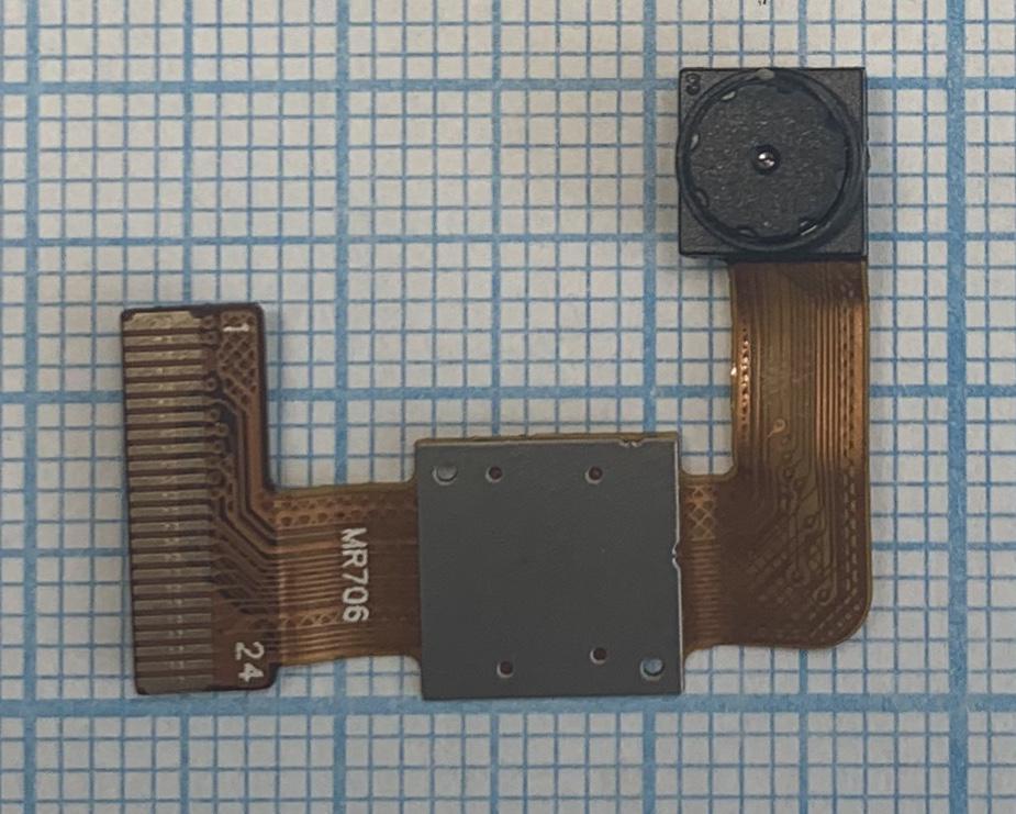 Камера фронтальна Siver Joy 7 3G Original б/в