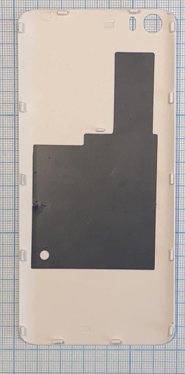Задня кришка для Xiaomi Mi5 БілаOriginal б/в