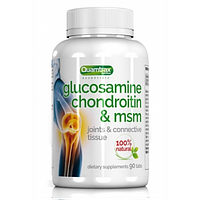 Quamtrax Glucosamine Chondroitine MSM 90 tab