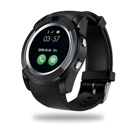 Розумні смарт годинник Smart Watch V8, фото 2